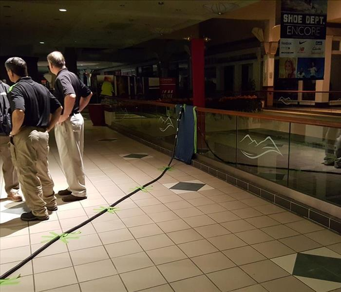 Large Loss at Mall in Hickory, NC