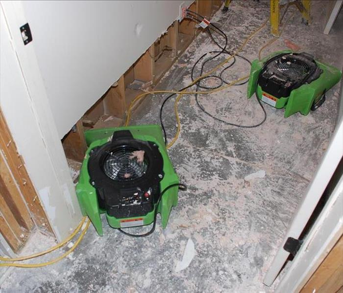 Water Damage in Viewmont
