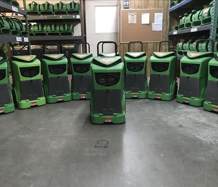 Dehumidifier Inventory