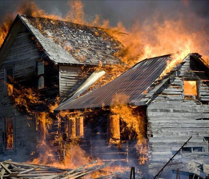 Fire Damage Plan Your Escape Route In The Event Of Fire Damage In Sweetwater