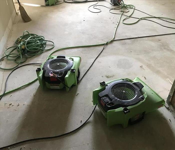 Water Damage Why We Use Air Movers