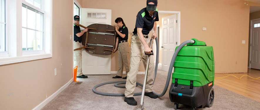Hickory, NC residential restoration cleaning